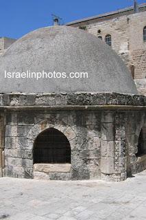 Jerozolima Zdjęcia (Kościoła w Jerozolimie): Bazylika Grobu Świętego (Bazylika Bożego Grobu, Bazylika Pańskiego Grobu) Stare Miasto Jerozolimy
