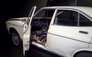 Don Bolles' car