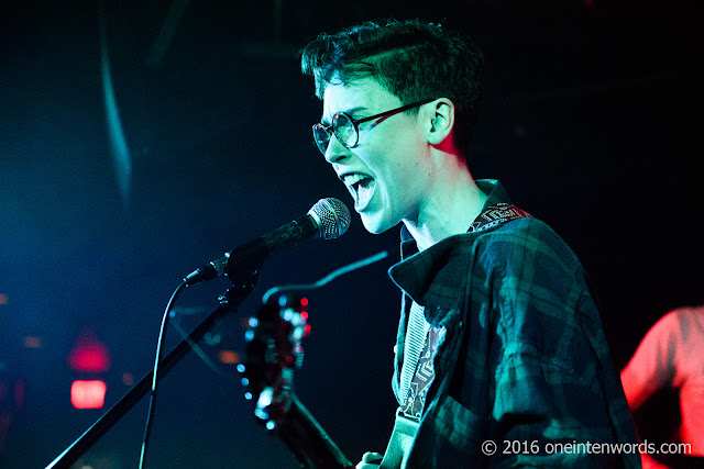 Partner at The Silver Dollar Room for Canadian Music Week CMW 2016, May 4 2016 Photos by John at One In Ten Words oneintenwords.com toronto indie alternative live music blog concert photography pictures