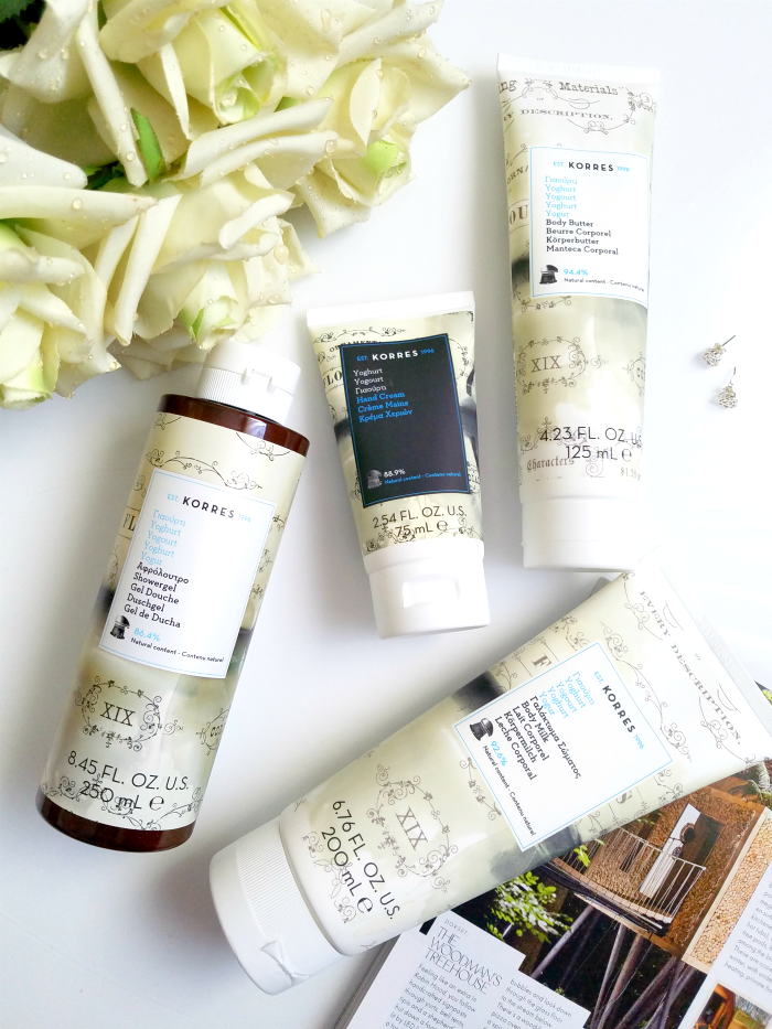 KORRES - Yoghurt Bodycare Collection Review 3 - Madame Keke The Luxury Beauty and Lifestyle Blog