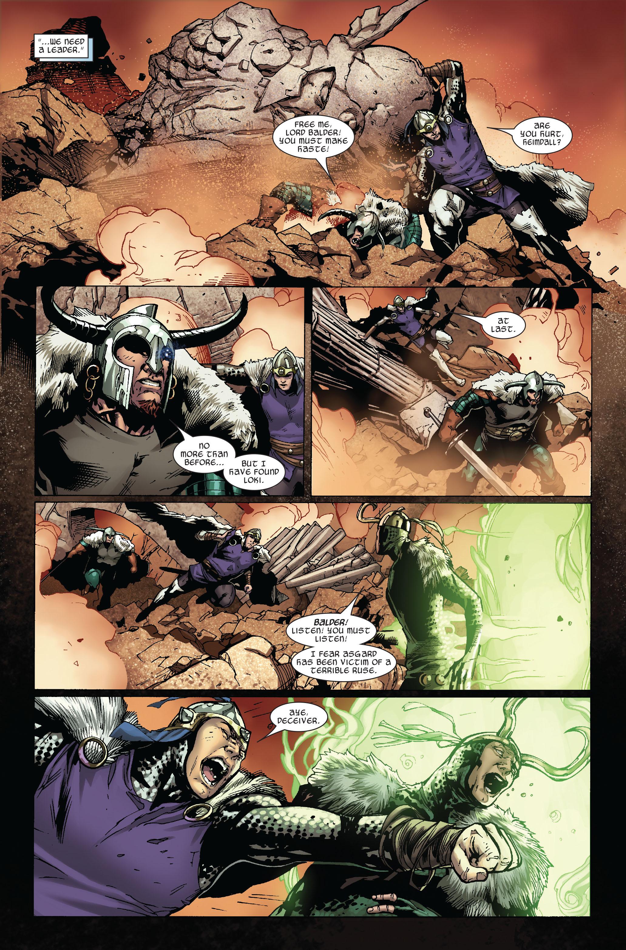 Thor (2007) Issue #609 #22 - English 9