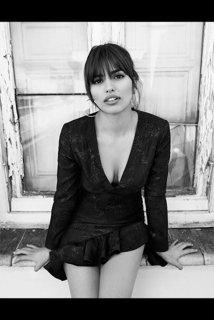 sara salamo, actriz, lolali, revista vogue, actriz española