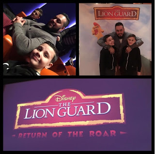 The Lion Guard animation screening