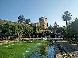 Espagne Andalousie Cordoue Córdoba Alcazar