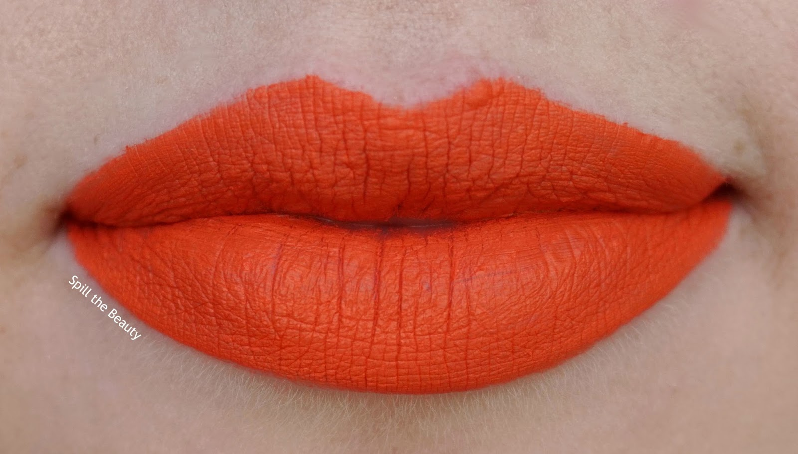 mrs roper - lips too faced melted mattes review swatch