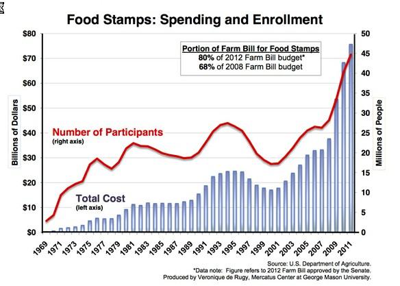 Walmart Food Stamp Revenue
