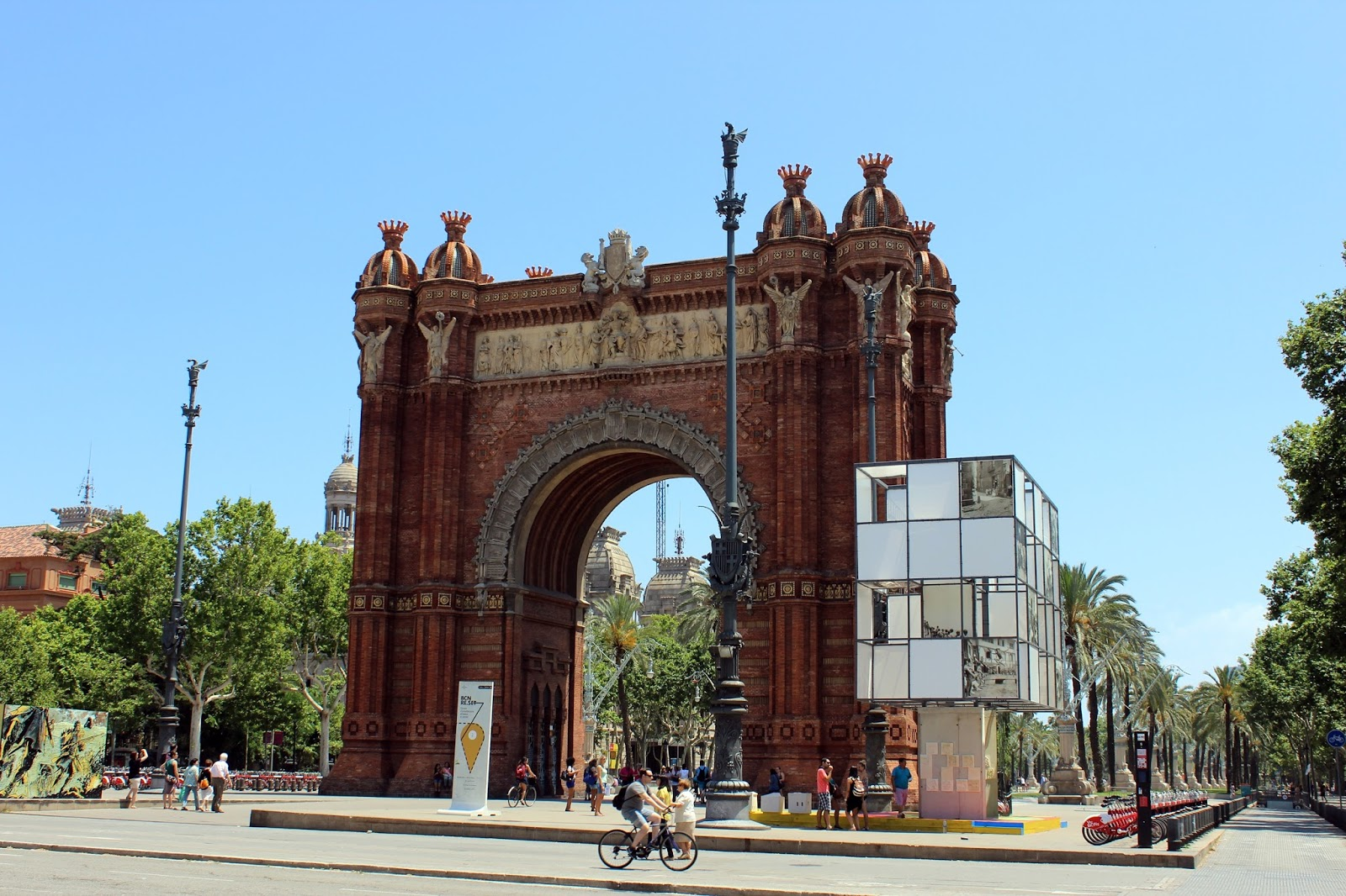 Barcelona Reise Tipps Sightseeing Planung Strand Shopping