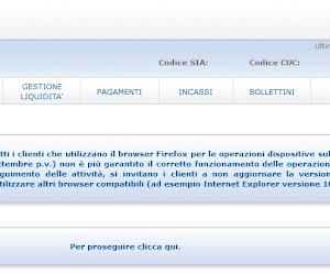 BancoPostaImpresa online BPIOL key e Java: Risolviamo con Internet Explorer, Pale Moon o Waterfox