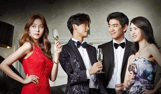 Korean Drama, True Romance, Sung Joon, UEE, Park Hyung Sik, Lim Ji Yeon, korean entertainment