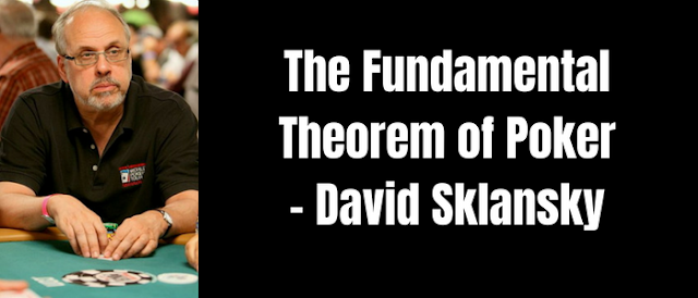 Best Poker Quotes David Sklansky