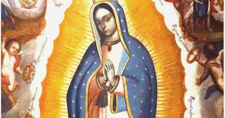 Oraciones De Los Santos Para Peticiones Oracion A La Virgen De Guadalupe Para Casos Dificiles Imposibles Y Desesperados