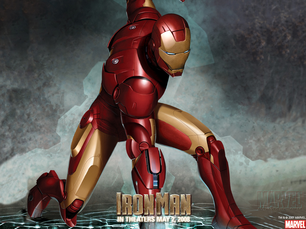 Iron man cartoons wallpapers wallpapers - Iron man cartoon wallpaper ...
