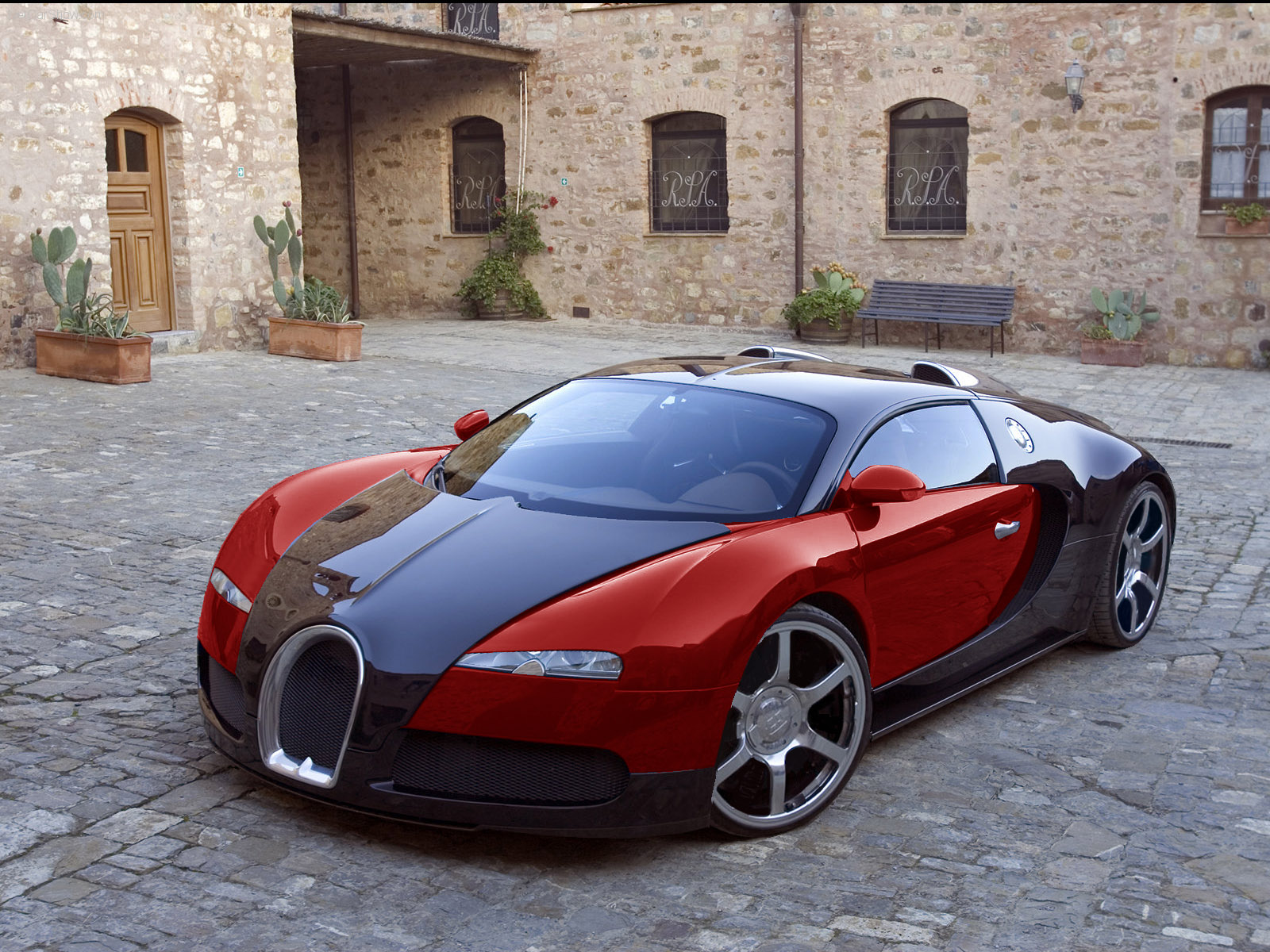 Bugatti Veyron Cars Wallpapers