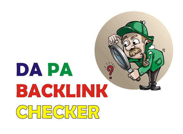 cara cek da pa backlink
