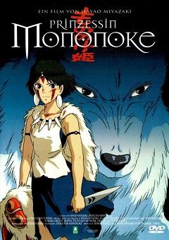 Filme Princesa Mononoke Dublado Torrent 720p / HD Download