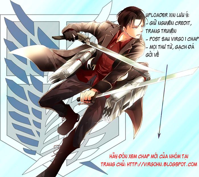 Chou yo Hana Yo chap 33 - Trang 1