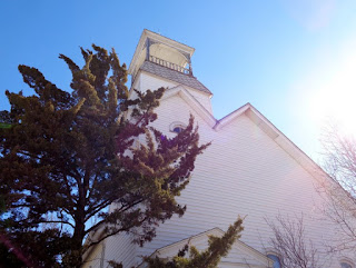 former church in Hesston