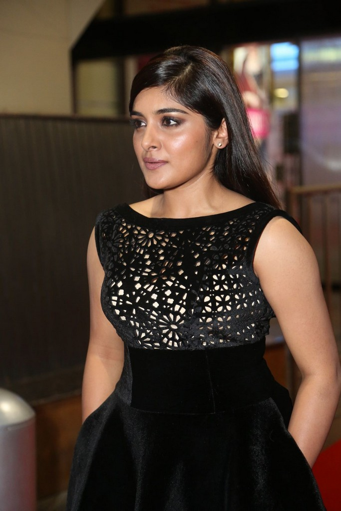 Nivetha Thomas At 64th Jio Filmfare Awards 2017 Stills