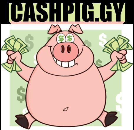 CashPiggy . ganar dinero  por internet