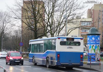 Scania CN113CLL, MPK Kraków