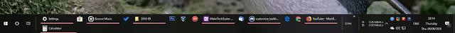 Cara Menyesuaikan Tampilan Taskbar Windows  5 Cara Menyesuaikan Tampilan Taskbar Windows 10