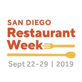 Don't Miss San Diego Restaurant Week 2019 - September 22-29!