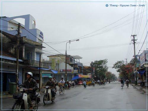 Đường Phan Chu Trinh, An Sơn Tp Tam Kỳ Quảng Nam