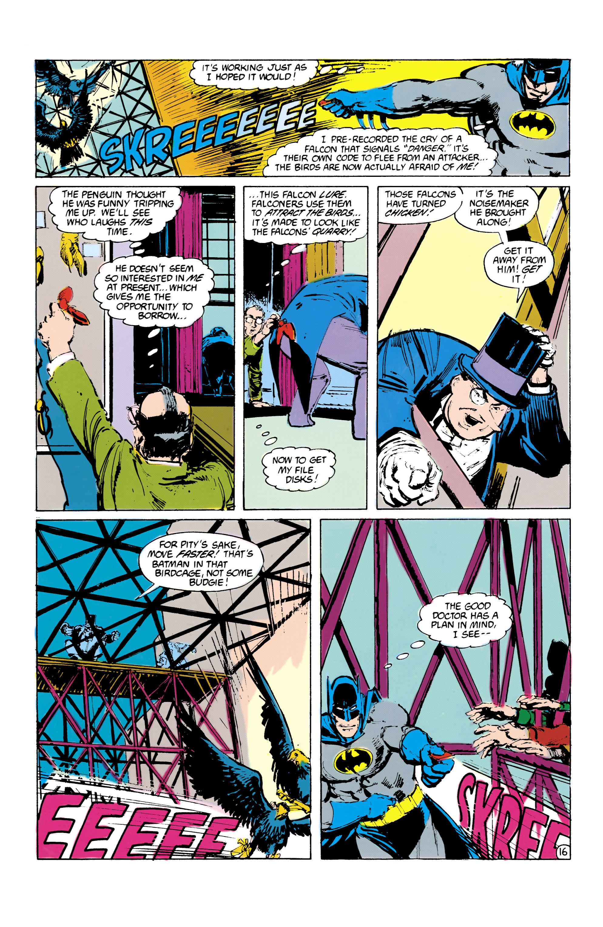 Detective Comics (1937) 568 Page 16