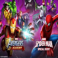 ညီငယ္ေတြအႀကိဳက္ ဂိမ္းေကာင္းေလး - MARVEL Avengers Academy MOD APK