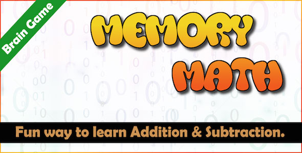 Memory Math - A Brain Training Game (Android)