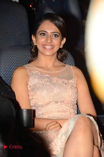 Raklul Preet Sing at Sri Prasad Live Show Sexy Mini Skirt Up Skirts Hot Pics Sexy Legs