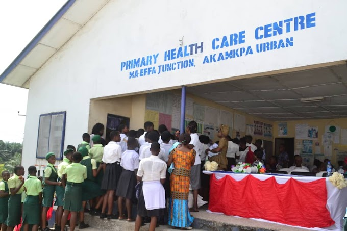 CROSS RIVER STATE FLAGS OFF 2ND ROUND MARTENAL NEONATAL TETANUS ELIMINATION CAMPAIGN.