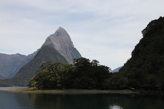 Day 19 - Milford Sound