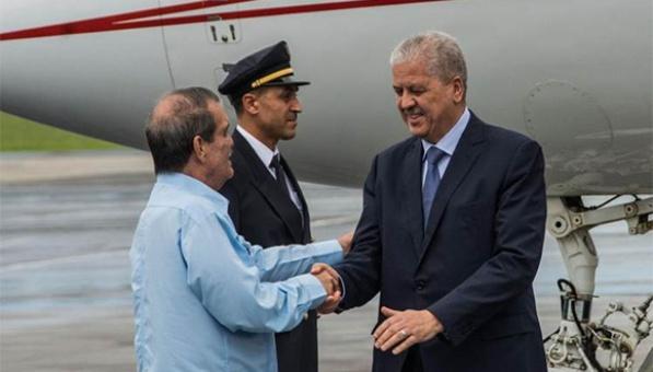 Primer Ministro de Argelia visita a Cuba para fortalecer lazos