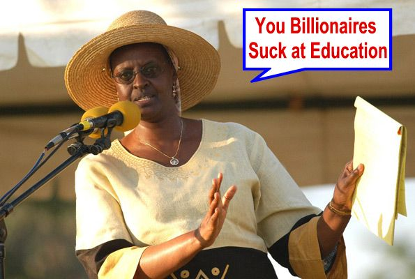Image result for big education ape Billionaires