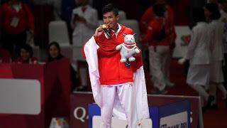 Mengenal Sosok Rifki Ardiansyah, Prajurit TNI Peraih Emas Asian Games 2018