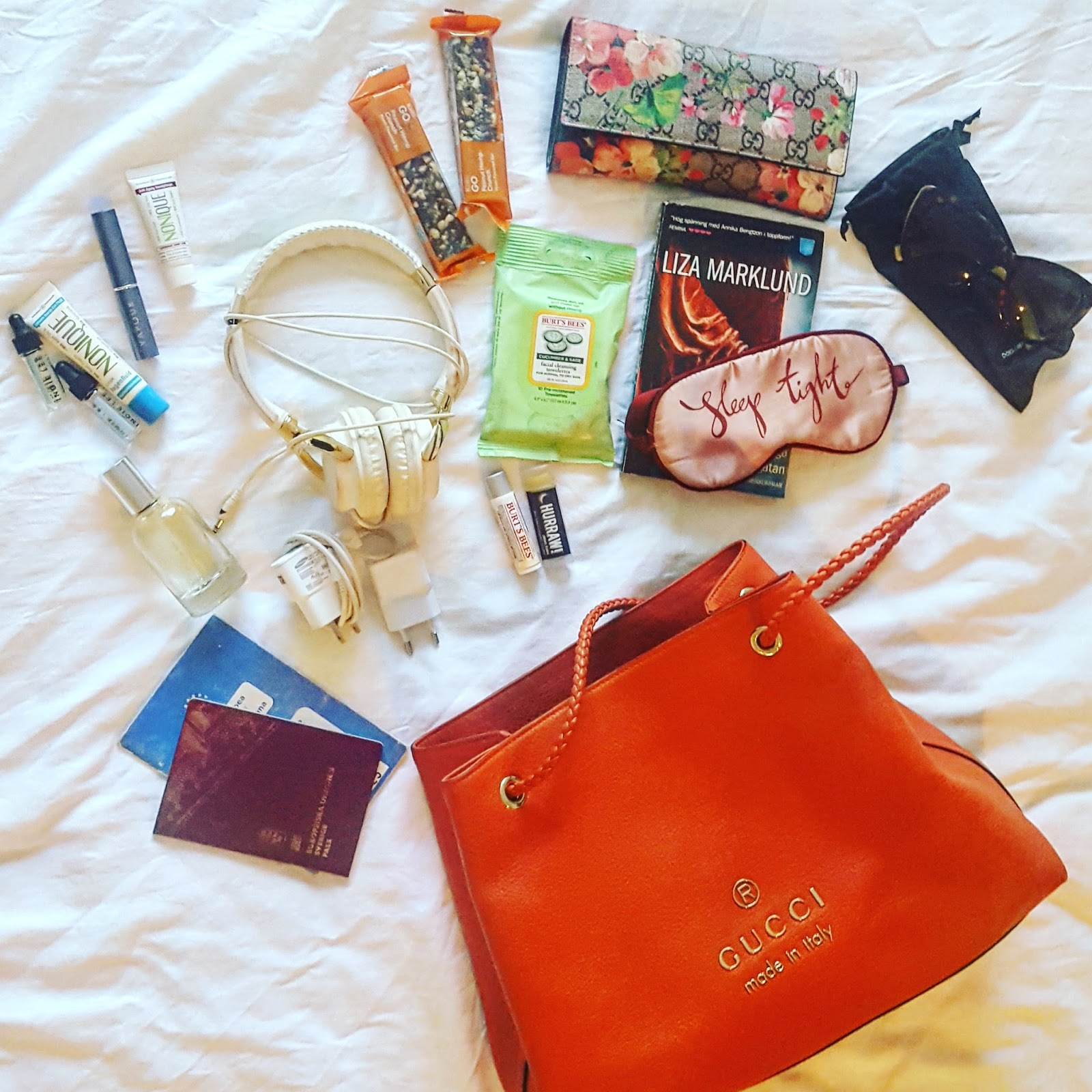 what to bring in your handluggage