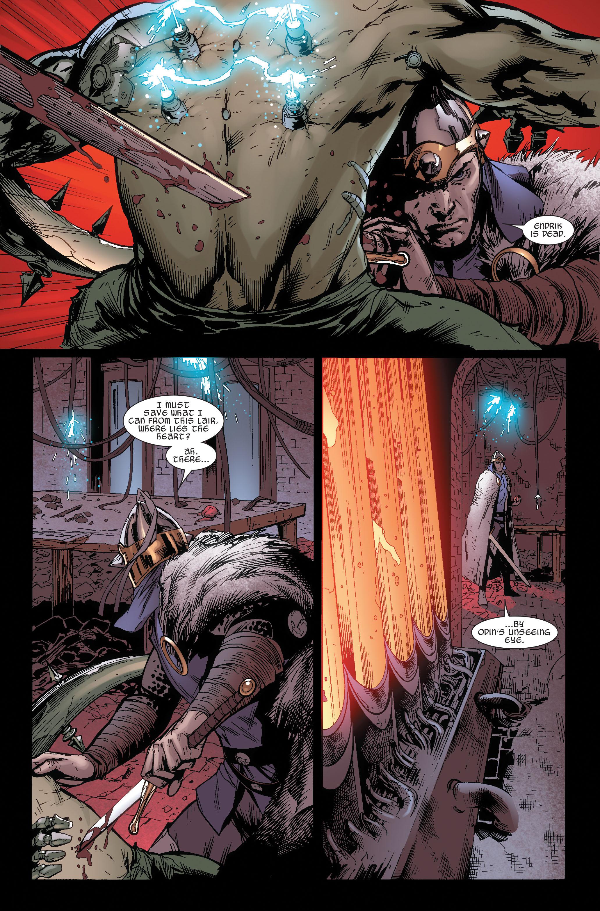 Thor (2007) Issue #606 #19 - English 9