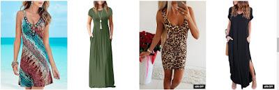 Vestidos de mulheres omnifever
