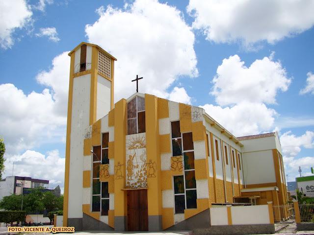 Católicos de Alagoinhas fazem homenagem ás crianças