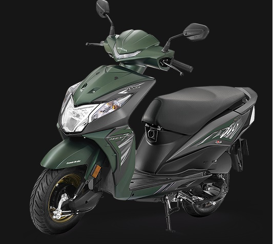 bikes scooters india honda dio deluxe price features