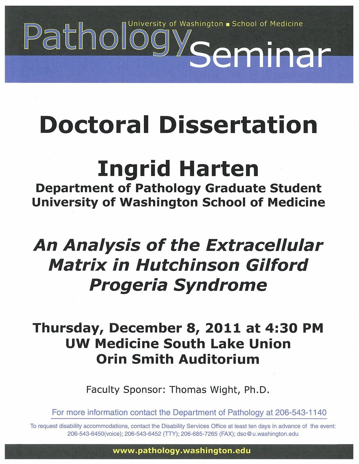 Doctorial thesis on