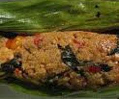 Resep masakan indonesia pepes pindang tongkol spesial (istimewa) praktis mudah sedap, nikmat, enak, gurih lezat