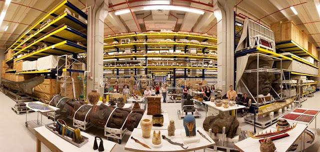 Fotógrafo revela os bastidores do Museu Nacional Smithsonian de História Natural