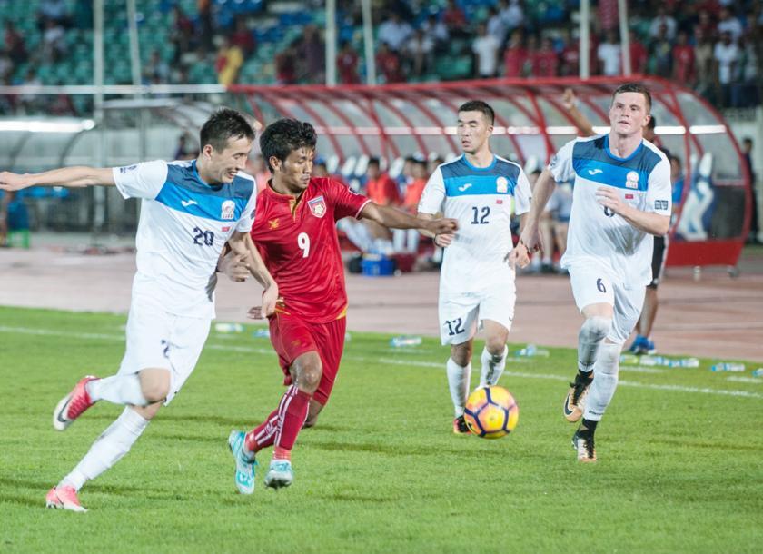 Kyrgyzstan vs Tajikistan 21h00 ngày 19/11 www.nhandinhbongdaso.net