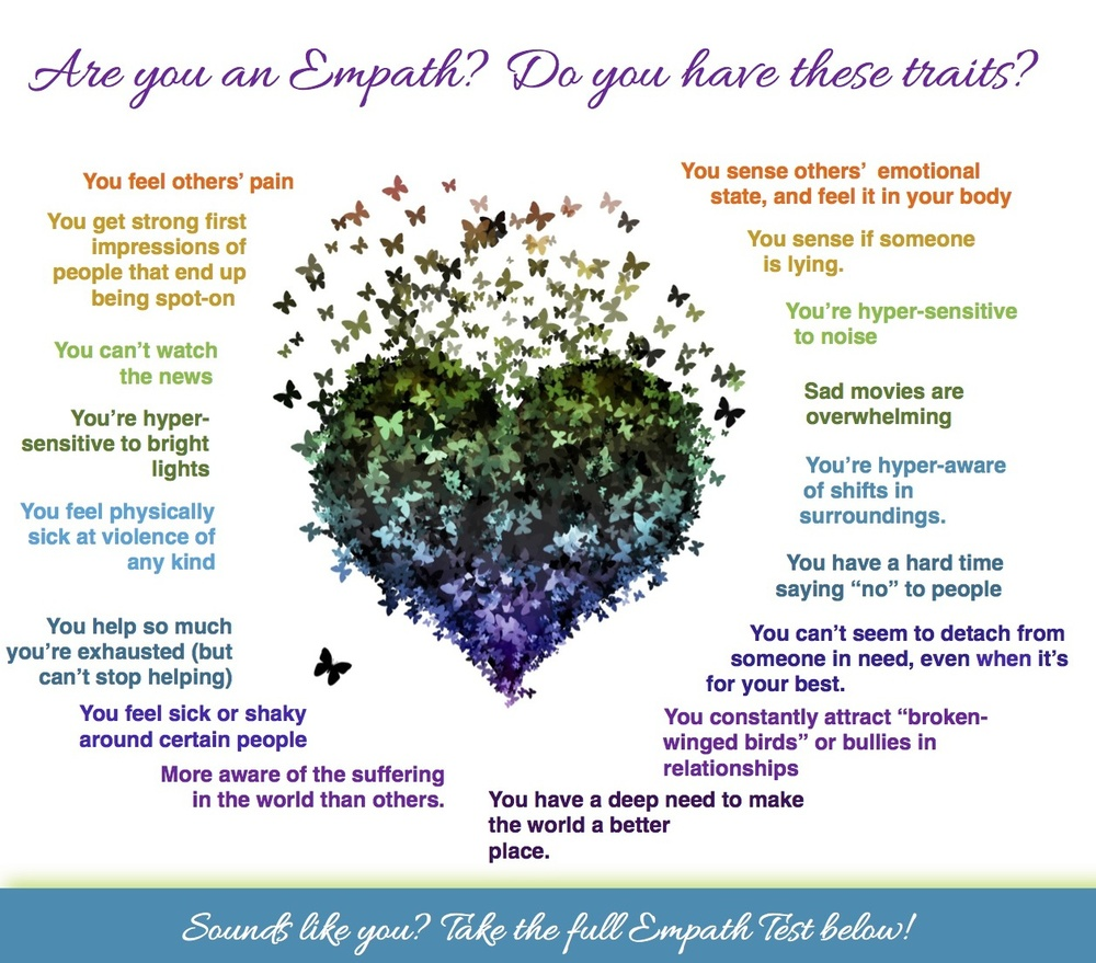 Empaths and love