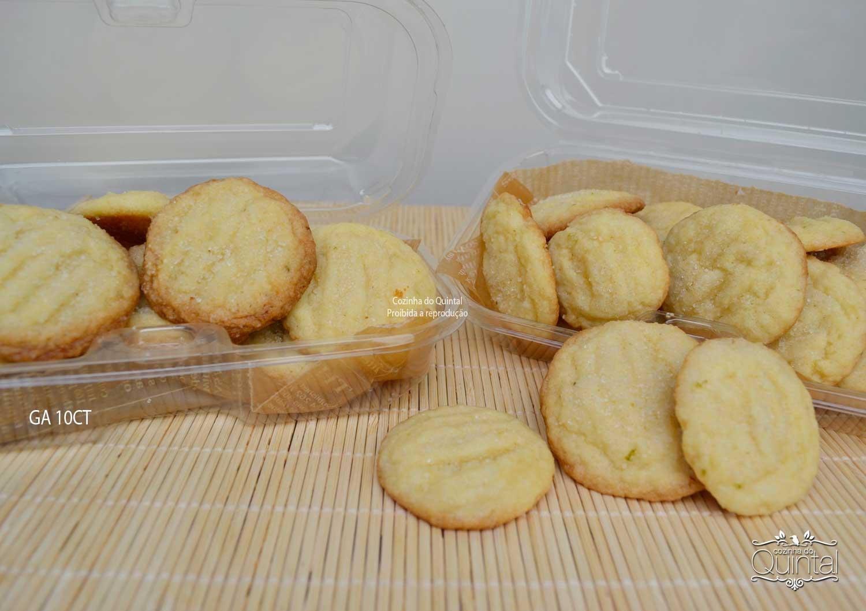 Mini Panetones e Caseirinhos de Limão na Cozinha do Quintal