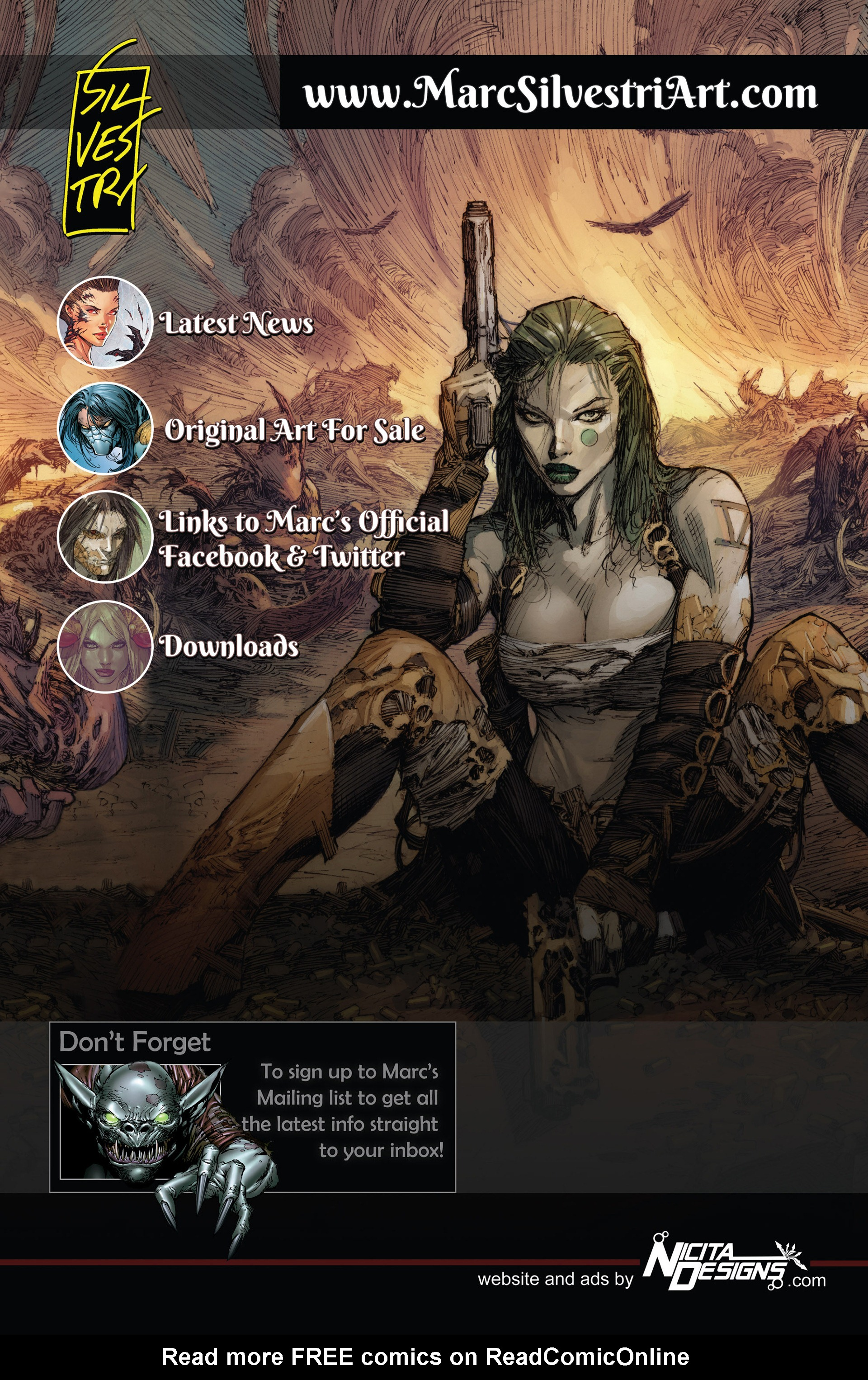 Read online Artifacts comic -  Issue #27 - 30