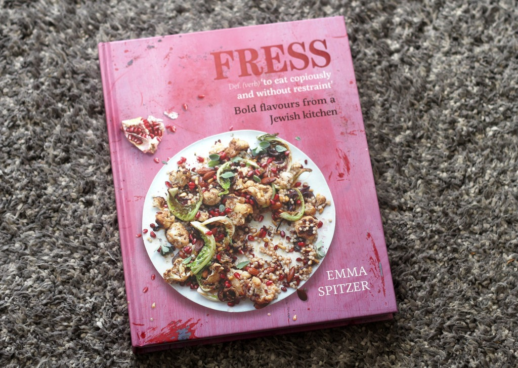 Fress by emma spritzer review and giveaway fress recipe book forumfinder Image collections