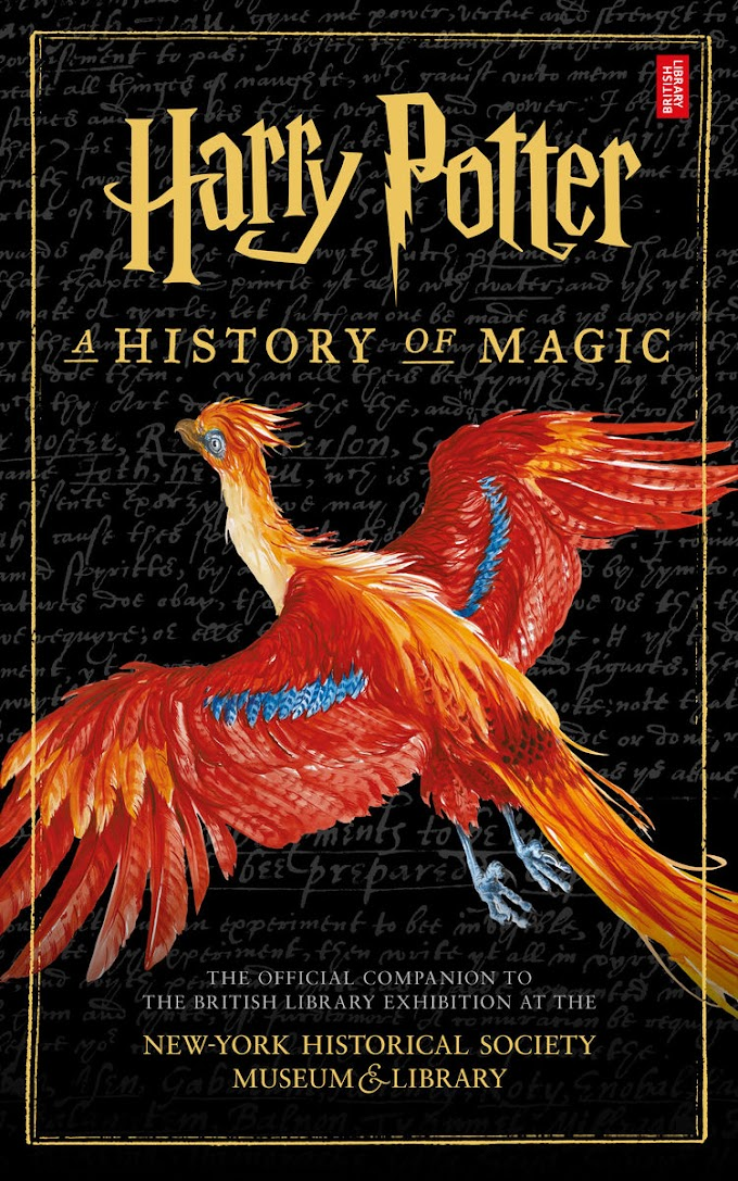 [PDF] Read Online and Download Harry Potter: A History of Magic By British Library